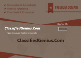 classifiedgenius.com
