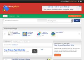 classifiedjaipur.com