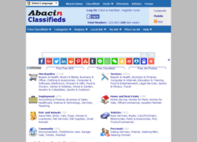 classifieds.abacin.com