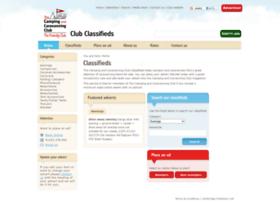 classifieds.campingandcaravanningclub.co.uk