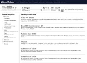 classifieds.chicagotribune.com