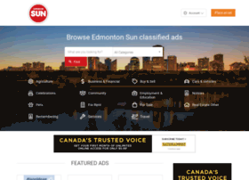 classifieds.edmontonsun.com