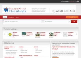 classifieds.escapeartist.com