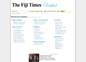 classifieds.fijitimes.com