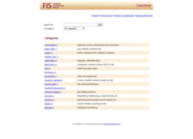 classifieds.fis.edu