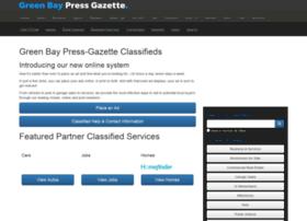 classifieds.greenbaypressgazette.com