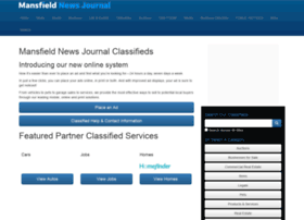 classifieds.mansfieldnewsjournal.com