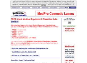 classifieds.medmatrix.com