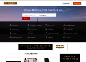 Classifieds.nationalpost.com