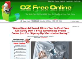 classifieds.ozfreeonline.com