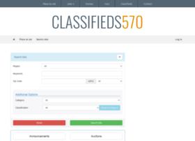 classifieds.the570.com