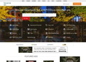 classifieds.vancouversun.com