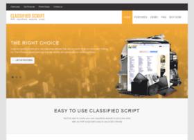 Classifiedscript.org