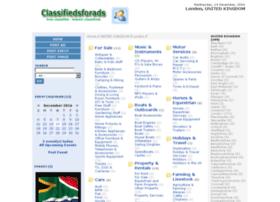 classifiedsforads.com