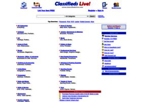 classifiedslive.com