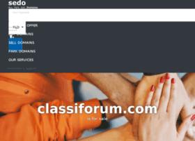 classiforum.com