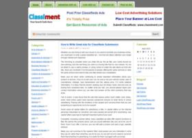 classiment.wordpress.com