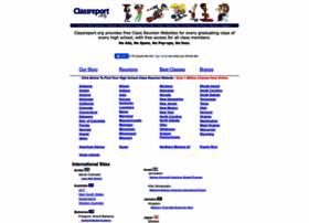 classreport.org