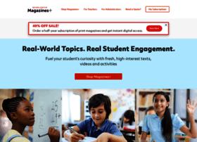 classroommagazines.scholastic.com