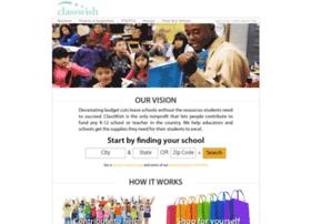 classwish.org