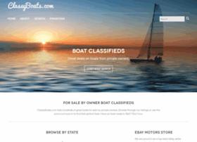 classyboats.com