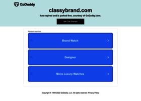 classybrand.com