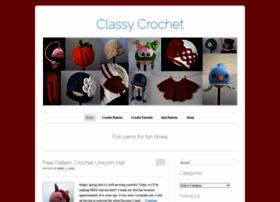 classycrochet.wordpress.com
