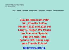 claudia-roland.de