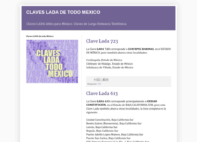 claveslada.blogspot.mx