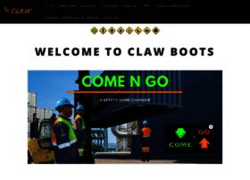 clawboots.co.za