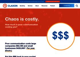 claxonmarketing.com