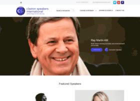 claxtonspeakers.com.au