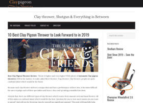 claypigeonthrower.org