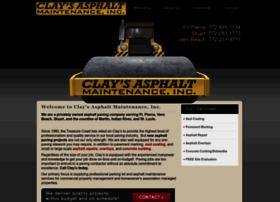 claysasphalt.com