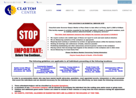 claytoncenter.org
