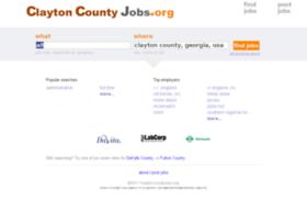 claytoncountyjobs.org