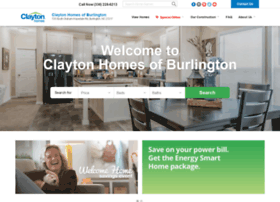 claytonhomesburlington.com