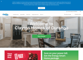 claytonhomesdurango.com