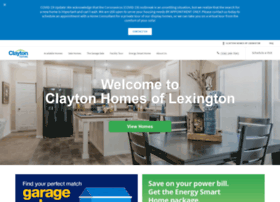claytonhomeslexington.com