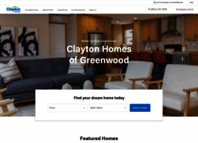 claytonhomesofgreenwood.com
