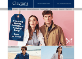 claytonsonline.co.uk