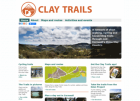 claytrails.co.uk