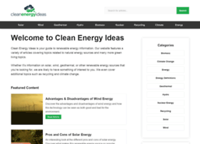 clean-energy-ideas.com