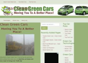 clean-greencars.com