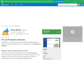 clean-master-for-pc.softonic.de