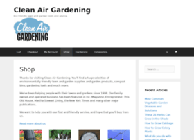 cleanairgardening.com