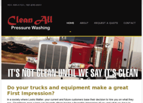 cleanallpressurewashing.com