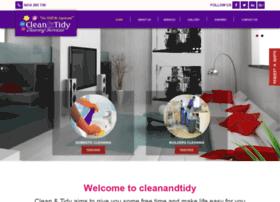 cleanandtidy.com.au