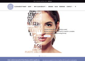 cleanbeautymart.com