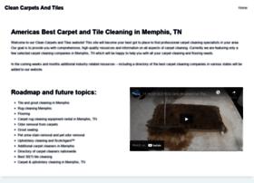 cleancarpetandtile.com